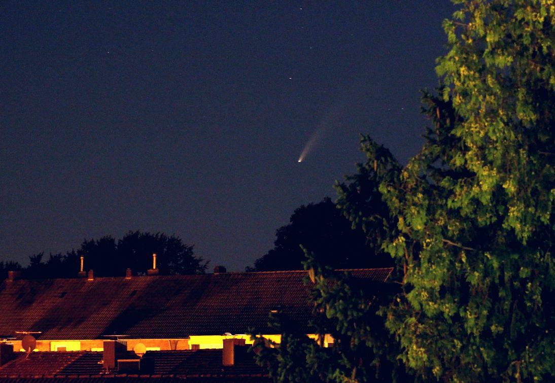 Komet C/2020 F3 Neowise 06