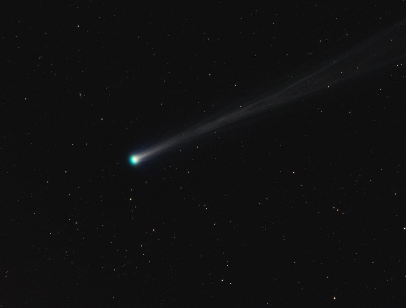 Komet ISON vom 16.11.2013