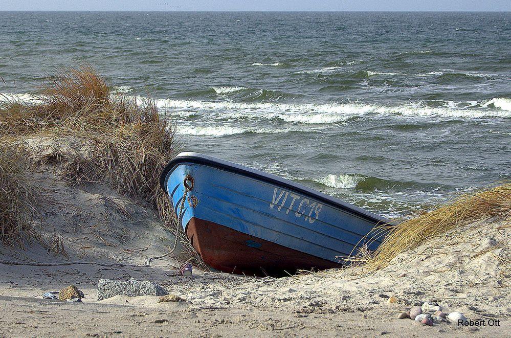 Kommt bald Wind nach Hiddensee?