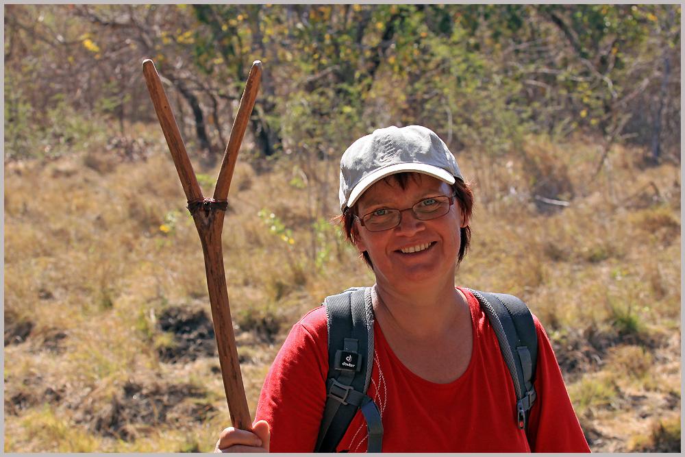 Komodo Ranger Elke
