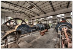 Kompressorenhalle
