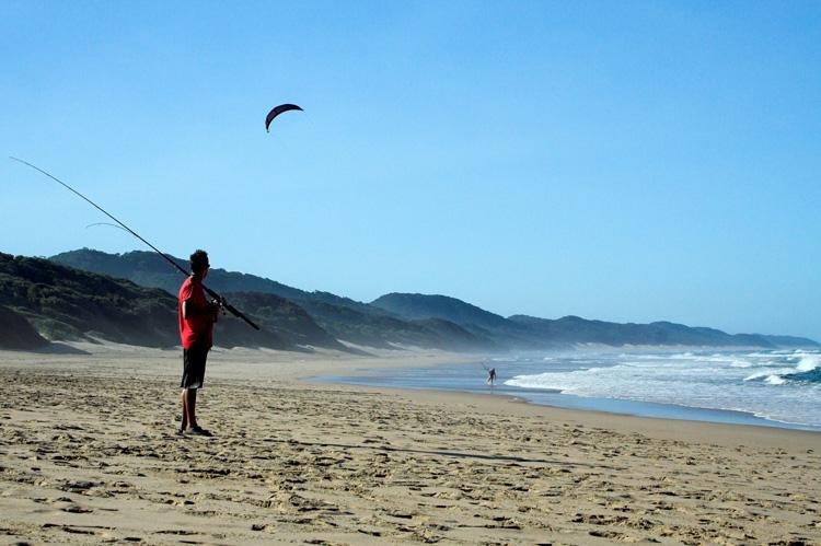 Konflikt am Strand von Cape Vidal