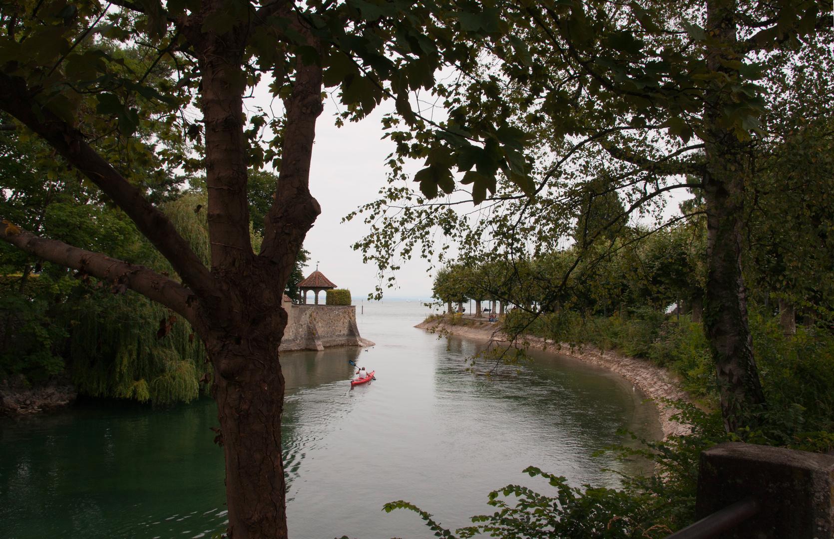 Konstanz am Stadtgarten