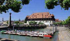 Konstanz - Gondelhafen mit Konzil