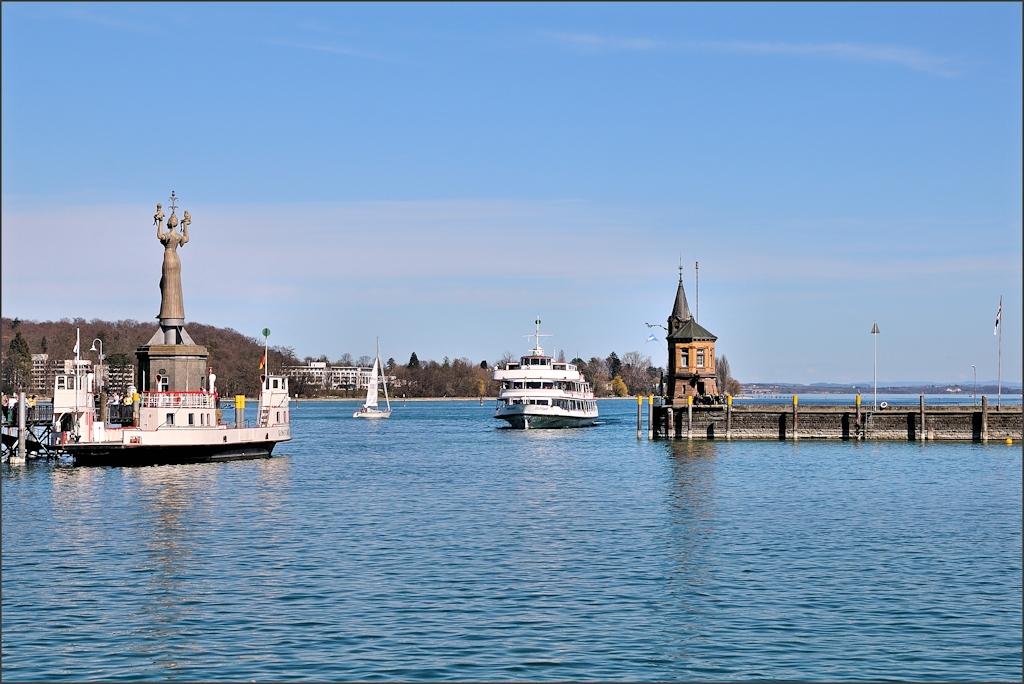 Konstanz - Im Hafen (1)