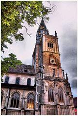 Konstanz. La cathédrale.
