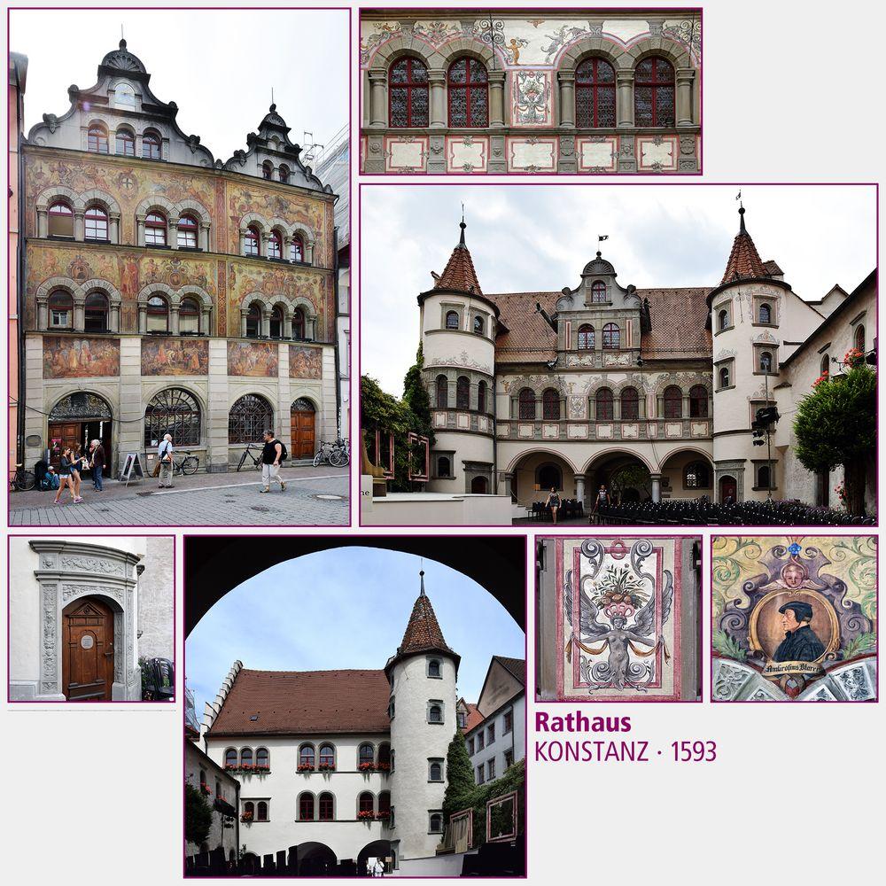 Konstanz · Rathaus
