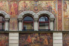 Konstanzer Fassade