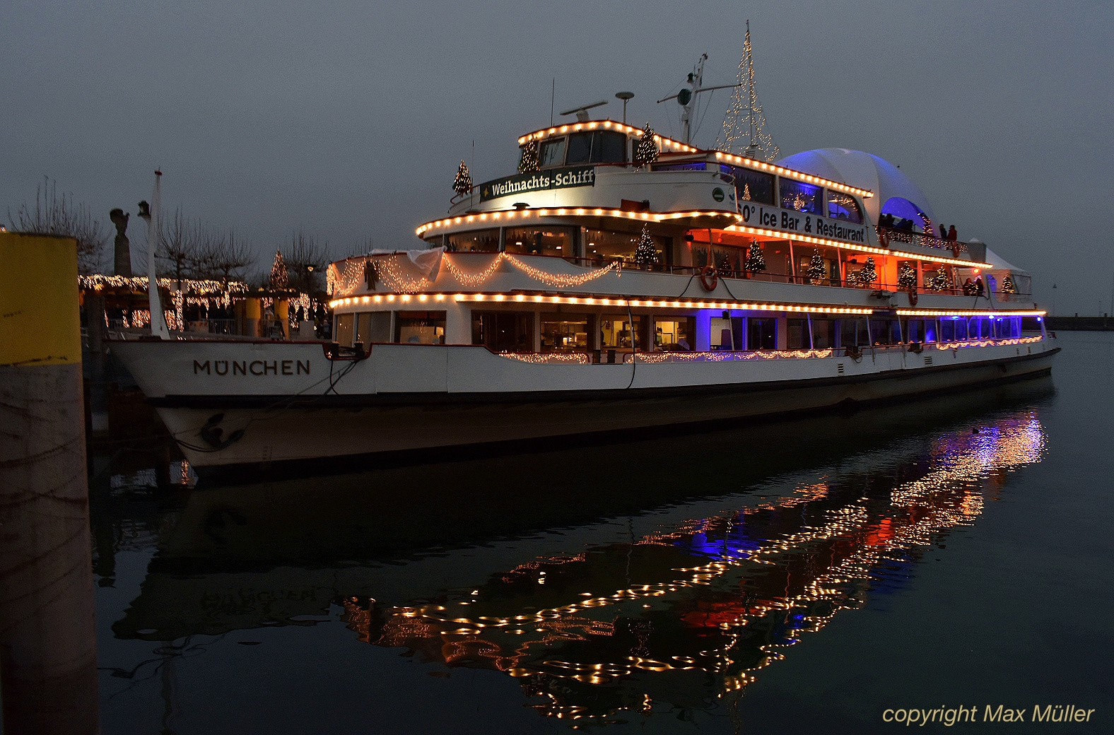 Konstanzer Weihnachtsschiff