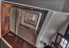 °* Kontorhaus-Treppe *°