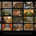 * Kontorhaus-Treppen *