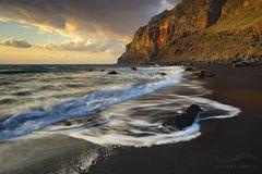 Kontraste an der Playa del Inglés
