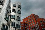 Kontraste: Medienhafen Düsseldorf