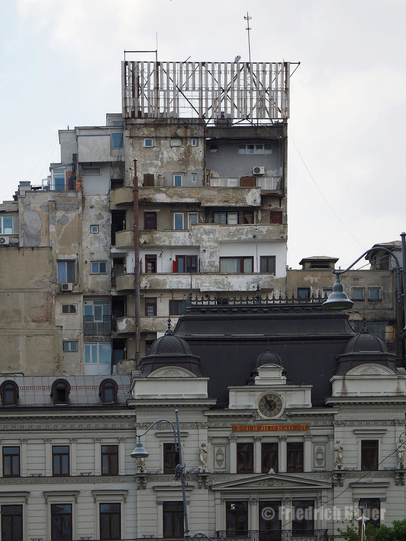 Kontraste_3 - Bukarest