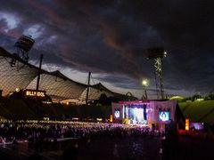 Konzert im Olympiastadion