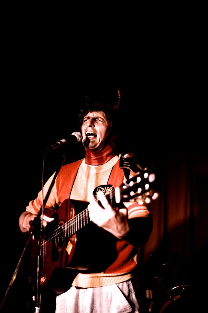 Konzert Sarbach im Elchclub August 2011