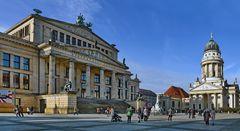 Konzerthaus Berlin, Gendarmenmarkt