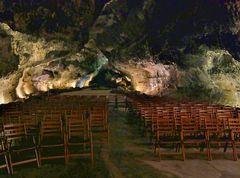 Konzertsaal mit hervorragender Akustik ...