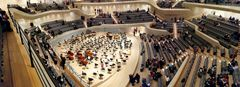 Konzertsaal-Panorama ElPhi