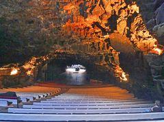 Konzertsaal - unterirdisch