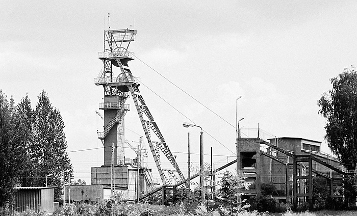 Kopalnia Kasimierz Juliusz, Sosnowiec, Polen