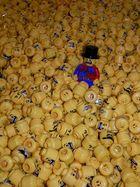 Kopflos im Legoland Deutschland