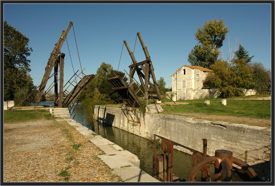Kopie der Brücke de Langlois...