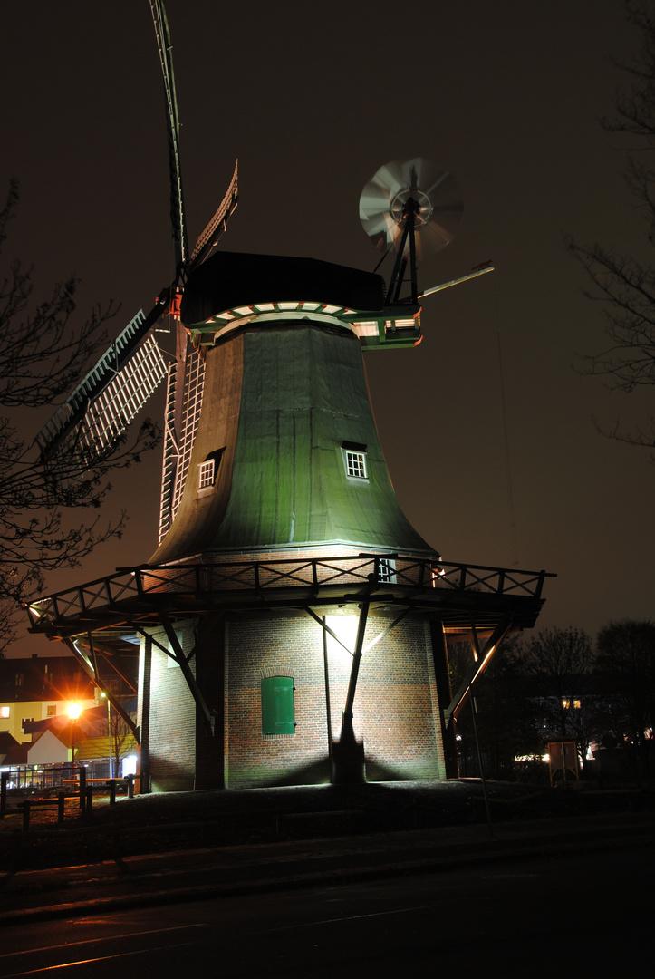 Kopperhörnermühle in Wilhelmshaven