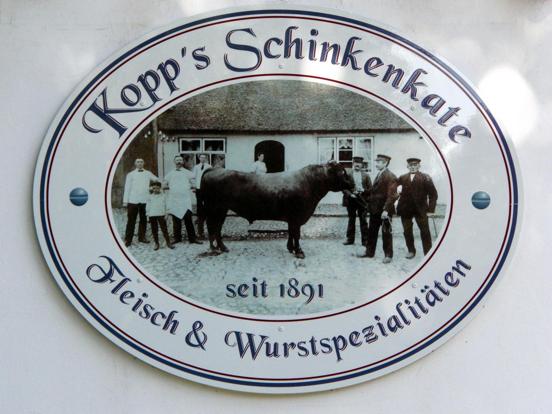 Kopp`s Schinkenkate