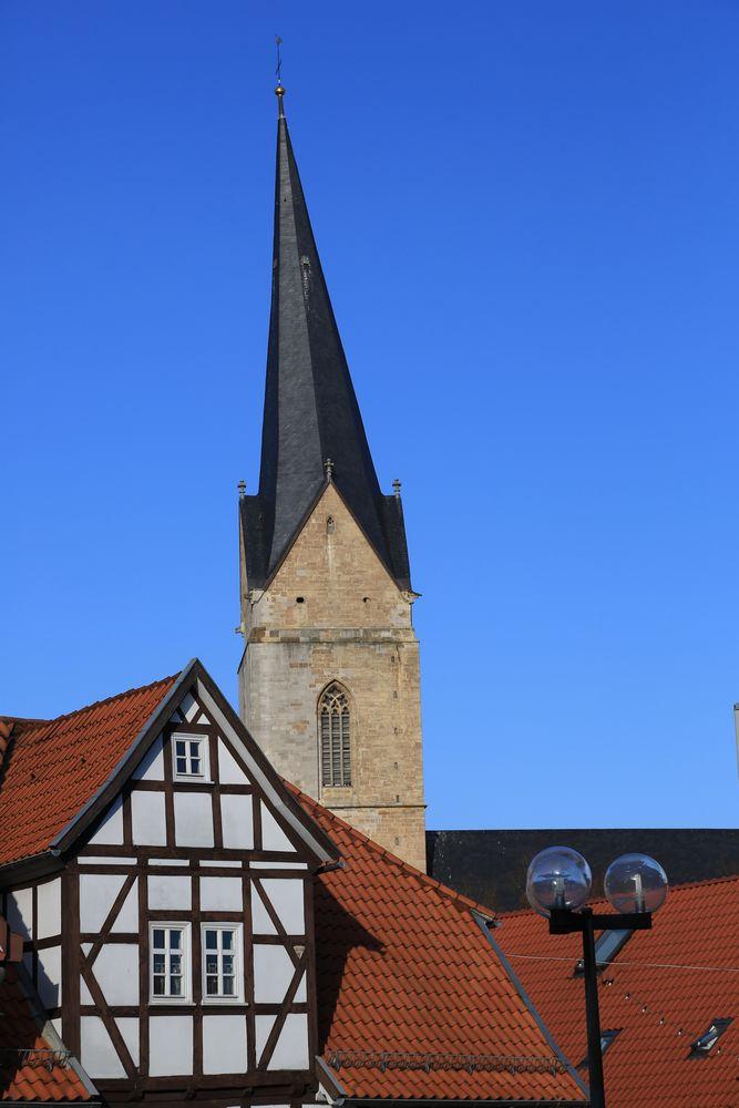 Korbach - Nikolaikirche (I)