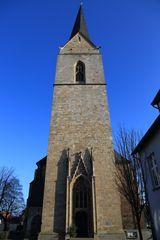 Korbach - Nikolaikirche (II)