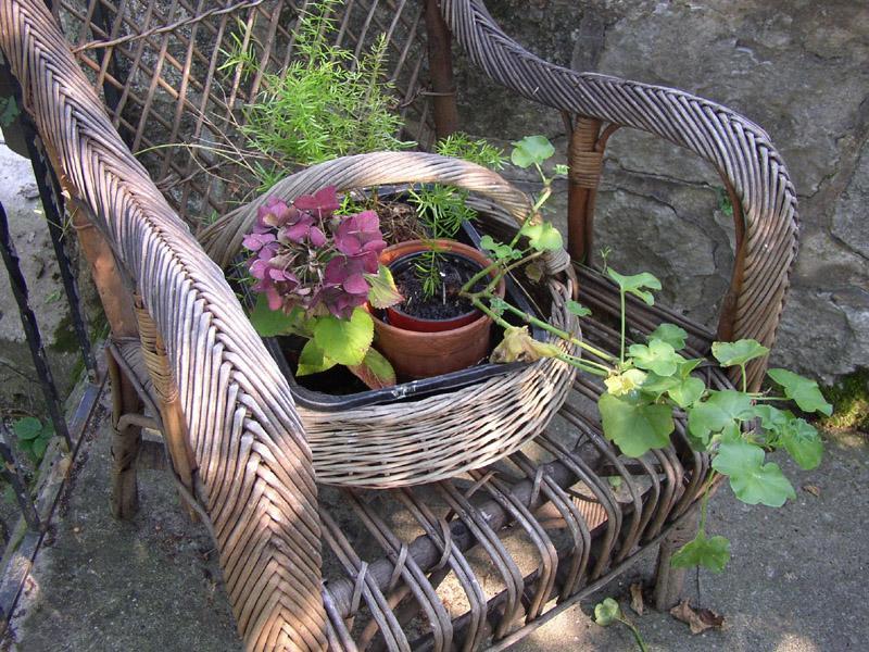 stuhl korb trendy stuhl st tropez rattan mit kissen mocca. Black Bedroom Furniture Sets. Home Design Ideas