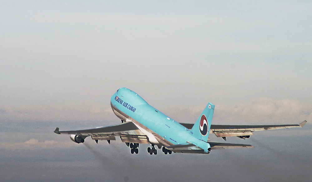 korean take off