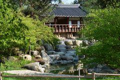 Koreanisch Seouler Garten in Berlin