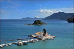 Korfu Klosterinsel
