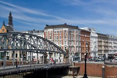 Kornhaus Brücke, Hamburg