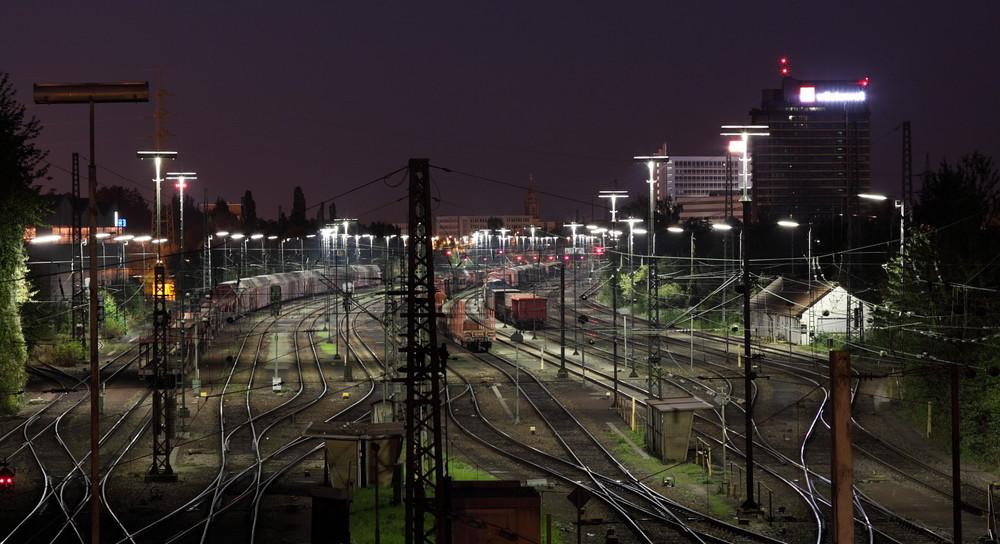 Kornwestheim Rangierbahnhof