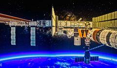 Korrigierte Version der ISS