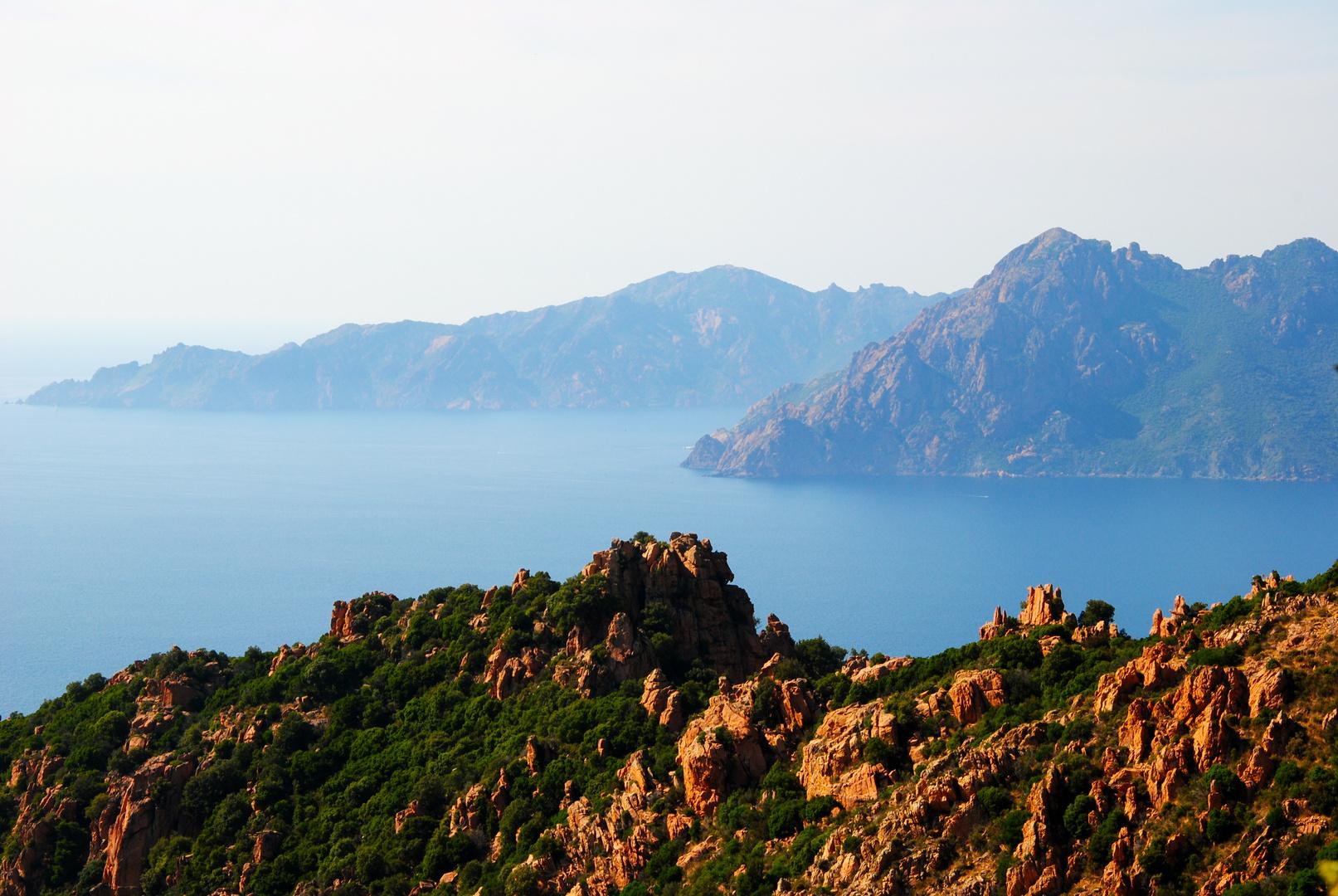 "Korsika ""Die Calanche"""