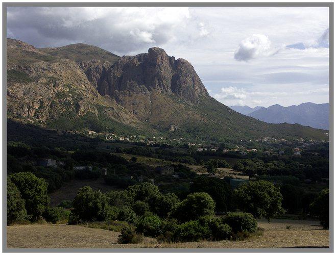 Korsika, Süden