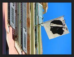Korsische Flagge