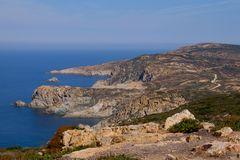 Korsische Küstenlandschaft