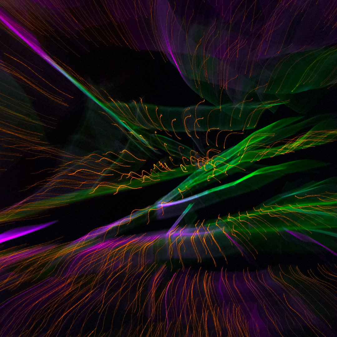 Kosmische Stürme