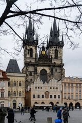 Kostel Panny Marie pred Týnem