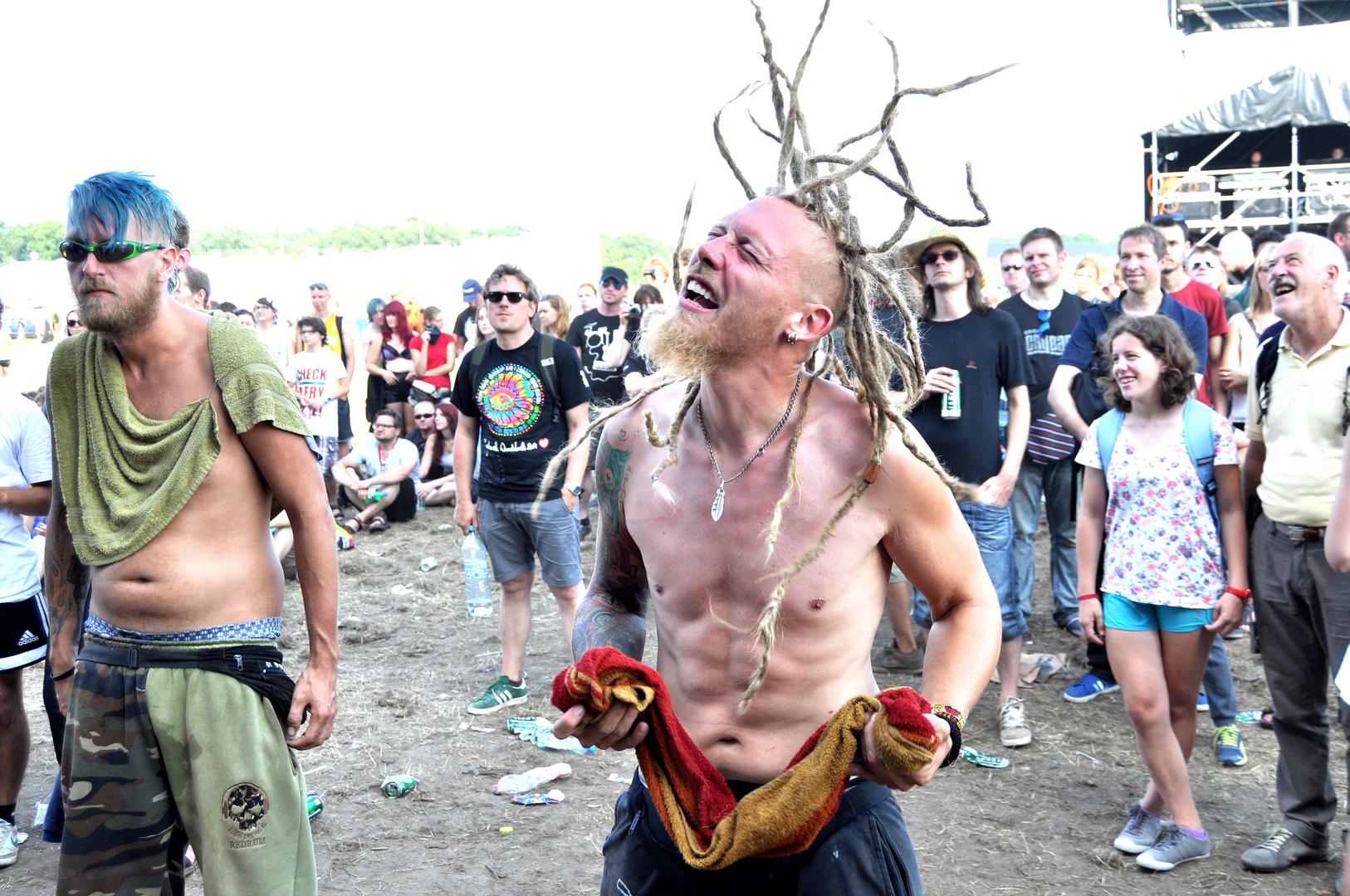kostrzyn woodstock festival August 2014