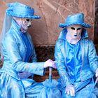 Kostüme in Blau