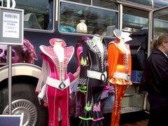 Kostüme von Mama Mia (ABBA)