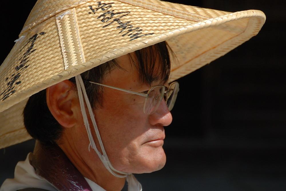 Koyasan - Fukuchi-in Temple - Zen Monk