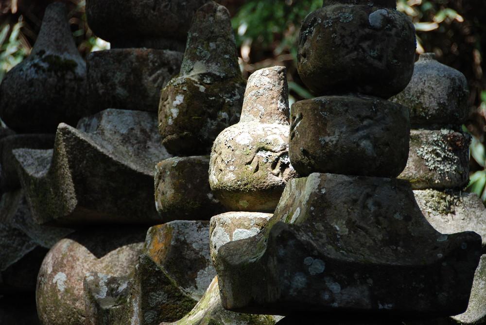 Koyasan - Okuno-in Cemetery