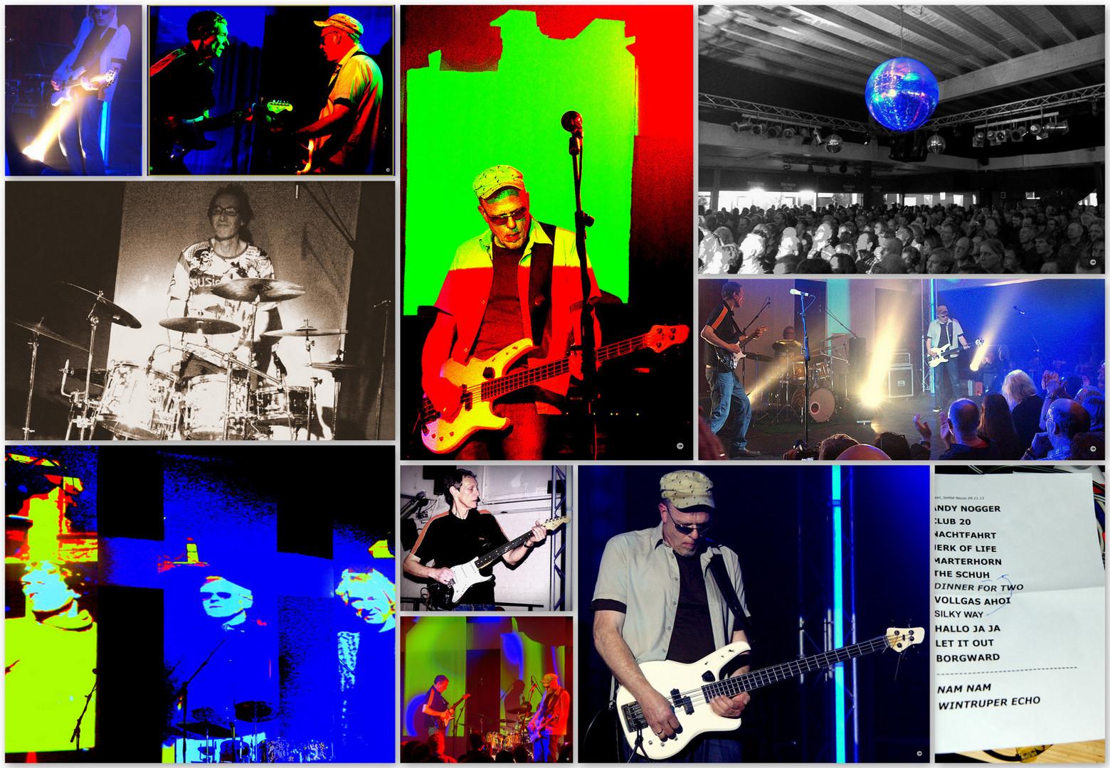 KRAAN Collage